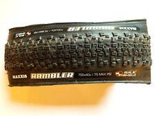 Maxxis Rambler - 700x40c - Silkshield - Dual Compound - 60 tpi, Clincher