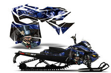AMR Racing Sled Wrap Ski Doo Rev XM Snowmobile Graphic Kit 2013-2014 MADHATTER B