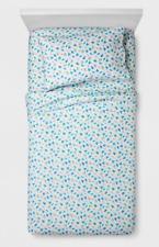 Pillowfort Tropical Terrific Floral Microfiber Sheet Set, Twin Size, Multicolor