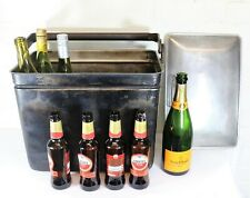 Beer Cooler The Ultimate Mancave Wine Ice Bucket a F&L WW2 Field Kitchen 1943