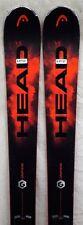 16-17 Head Monster 88 Ti Used Men's Demo Skis w/Bindings Size 170 cm #607137