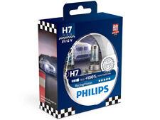 Brand New Authentic Philips Racing Vision H7 Halogen Headlight Bulbs 12972RVS2