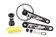 Aerozine X1-A1 Light Mountain Bike Single Crankset 11s 32T 170mm 175mm Black