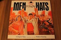 """Men Without Hats - Living In China (1983) (Vinyl 12"""") (TAK 3/12)"""