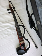 Yamaha SV-120 Silent ViolinPerfect Working Condition with Case