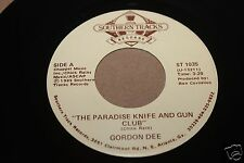 Gordon Dee The Paradise Knife And Gun Club 45 From Co Vault Unopened Box M *