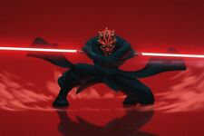 Star Wars Darth Maul Art Wall Indoor Room Outdoor Poster - POSTER 24x36