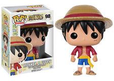 Funko POP 98 Animation One Piece - Monkey. D. Luffy Vinyl Figure Gift Toys