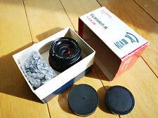 Leica Leitz Wetzlar Elmarit R 28mm f2.8 lens 3 cam