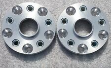 Wheel Spacer Adapters 25 mm 5x100 To 5x112 Conversion A Pair Hub Centric AUDI VW