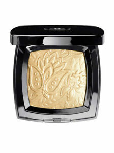 CHANEL ROUTE DES INDES DE CHANEL ILLUMINATING POWDER WITH SHIMMER BNIB