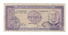 Tonga - Five (5) Pa'anga 1983
