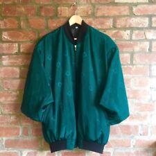 MEN Vintage VERSACE light bomber jacket