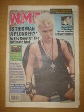 NME 1990 APR 28 BILLY IDOL MANDELA KRAYS STONE ROSES