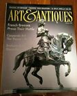 ART & ANTIQUES (Feb 1999)Masonic Art French Bronzes Dosso Dossi La Jolla  ~ F643