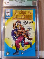Archer & Armstrong CGC 9.2 2055796006 Signed by: Jim Shooter