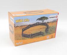 Schleich 42304 - Safari Zaungatter / Gatter / gate - Wild Life - NEU / OVP New
