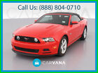 2014 Ford Mustang GT Convertible 2D Power Windows Side Air Bags ABS (4-Wheel) Power Seat Alloy Wheels AM/FM Stereo
