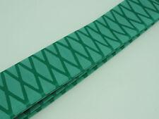 "X - Heat Shrink Tube Rod Building for custom Eva Cork Handle Repair 45mmX64"" Grn"