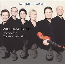 Complete Consort Music, New Music