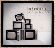 Music for Television 2013 by The March Divide - Disc Only No Case