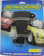 SCALEXTRIC C8278 RADIUS 1 CURVE TRACK NEW 1/32 SLOT CAR TRACK