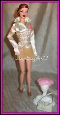 Stylish integrity ivory outfit fits model muse silkstone and royalty myscene