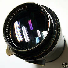 Carl Zeiss Jena Biotessar 165/2.8 Coated Lens Hasselblad Mount