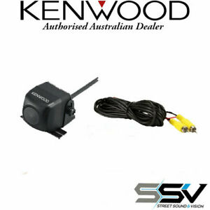 Kenwood CMOS-130 Universal Car Rear View Reverse Camera with Video Cable Extensi