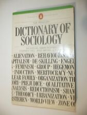 The Penguin Dictionary of Sociology (Penguin reference books)- ..9780140511086