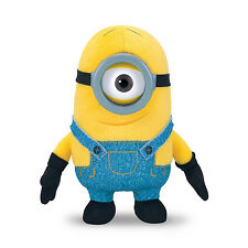 """Minions Movie 6"""" (15cm) Deluxe Plush Buddies - STUART - Despicable Me Soft Toy"""