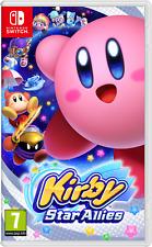 Kirby Star Allies Nintendo Switch Game -