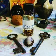 King Solomon Oil-Hoodoo, Witchcraft-Success, Business, Opportunity, Ideas