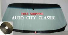 1970 - 1981 Camaro Windshield Glass 2 Door Hardtop Green Shade with Butyl
