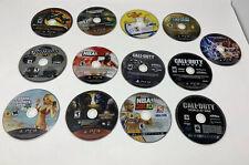 Lot of 13x Playstation 3 (PS3) Games (GTA V, COD Advanced Warfare, Uncharted etc