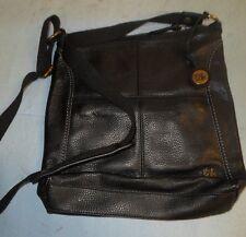 The Sak- Black Leather Woman's Purse*BW-A3-2