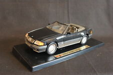 Tchibo / Maisto Mercedes-Benz 500 SL 1:18 Dark Grey (JS)