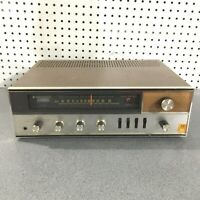 Vintage Classic Woodgrain Kenwood TK-55 Stereo Receiver Tested Used