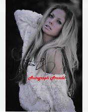 MALEA ROSE Signed Original Autographed Photo 8x10 COA #1