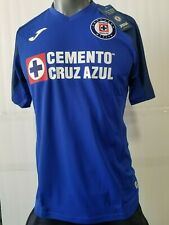 Joma Cruz Azul Home Jersey Men's Royal Blue CRZ101011.19