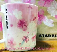 Starbucks SAKURA2019 Mug / Stainress Tumbler,Cherry Blossom,Japan