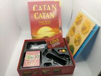 (Settlers of) Catan by Klaus Teuber - New & Complete in Open Box by Mayfair