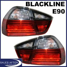 Original BMW 3er E90 Limousine Blackline Heckleuchten Rückleuchten BLACK LINE
