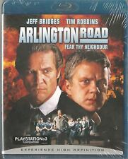 ARLINGTON ROAD [Blu-ray] all regions NEW & SEALED