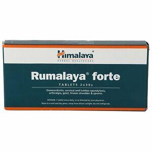 2X30 (60 TABS) Himalaya RUMALAYA FORTE For Bone Health/ FREE SHIPPING DD