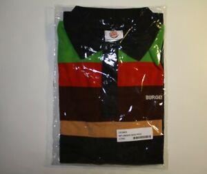 Burger King Employee Unisex Collared Polo Shirt Size Medium BRAND NEW