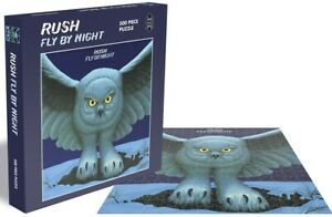 Rush Fly By Night 500 piece jigsaw puzzle 410mm x 410mm (ze)
