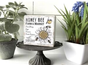 Sunflower Kitchen In Home Decor Plaques Signs For Sale Stock Ebay
