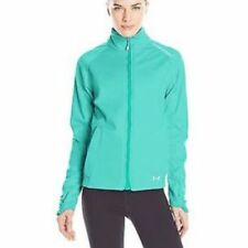 2016 NWT Under Armour UA ColdGear Softershell Womens Jacket S Small Neptune At42