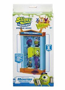 Monsters University Slimy Figurines Storage House